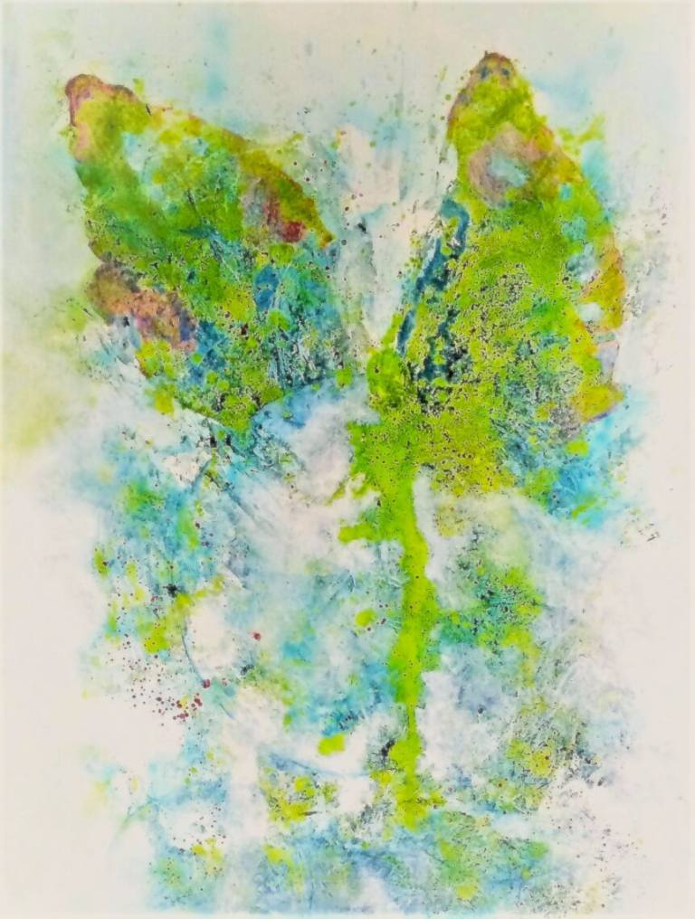 1. DRAGONFLY 140 x 230 cm
